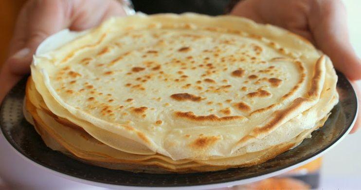 Candlemas, French Pancake Day