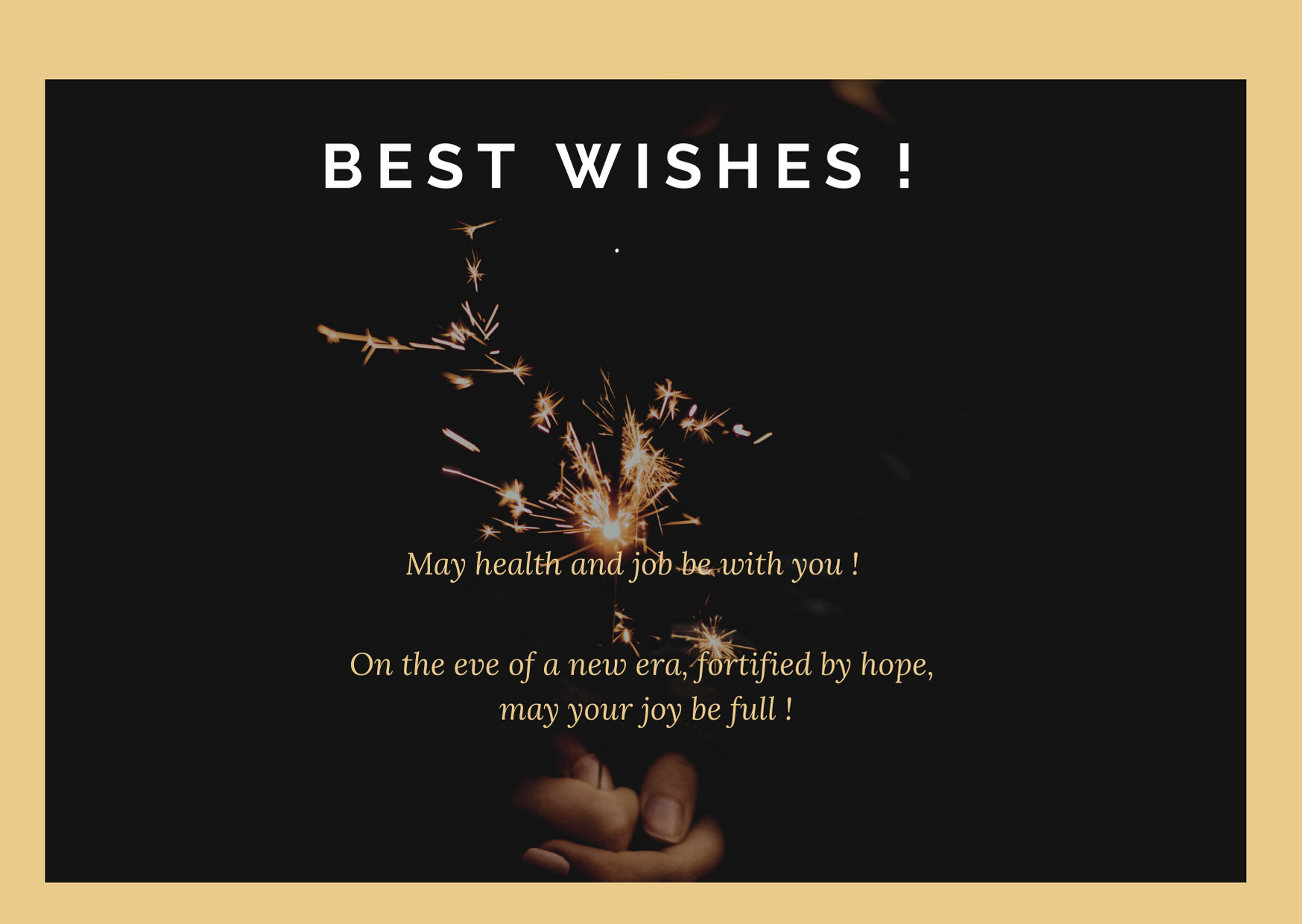 BEST WISHES